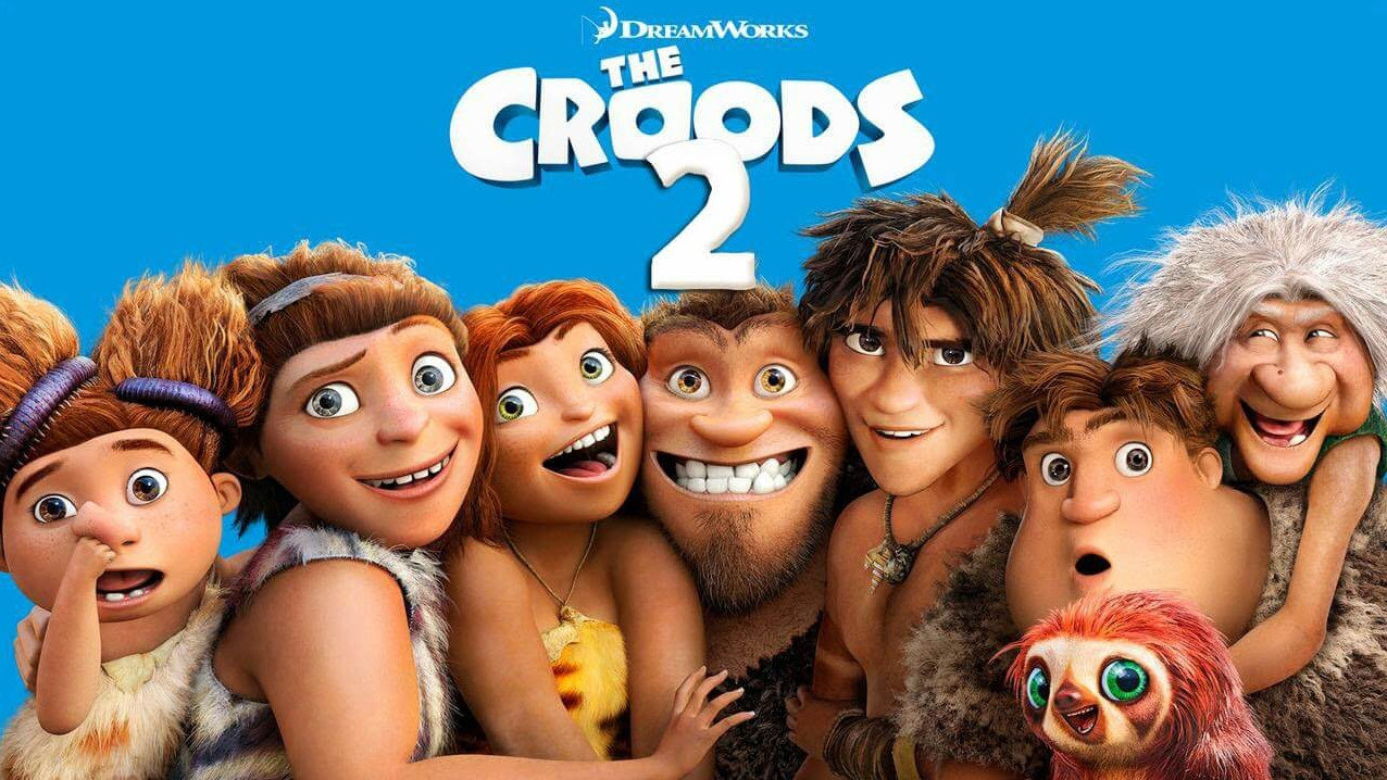 >'Gia đình Croods: Kỷ nguyên mới': Cuộc phiêu lưu tràn ngập tiếng cười