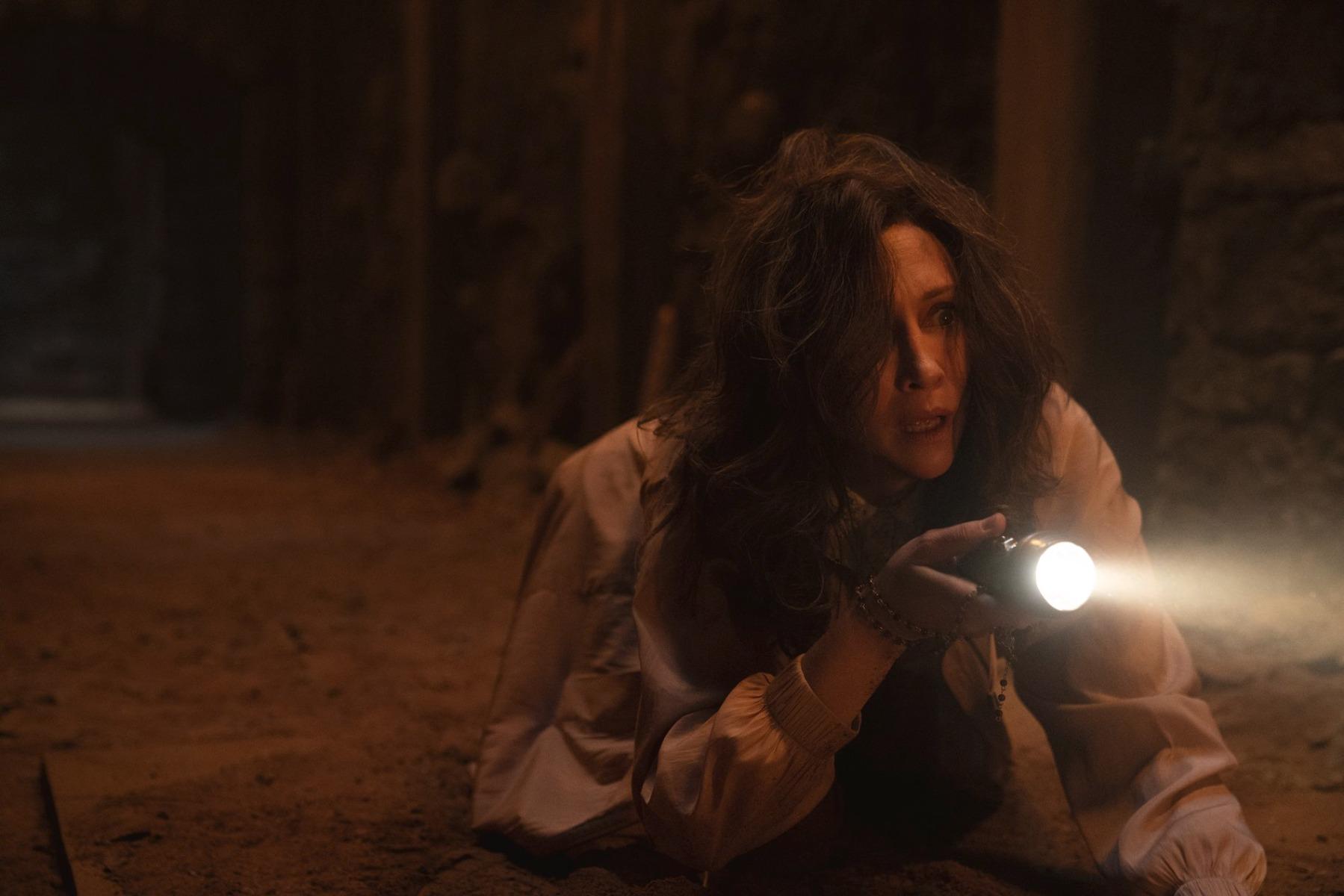 """>The Conjuring"""" phần mới nhất: Lorraine Warren có thêm siêu năng lực, yếu tố tâm linh thêm phần """"nặng đô""""?"""