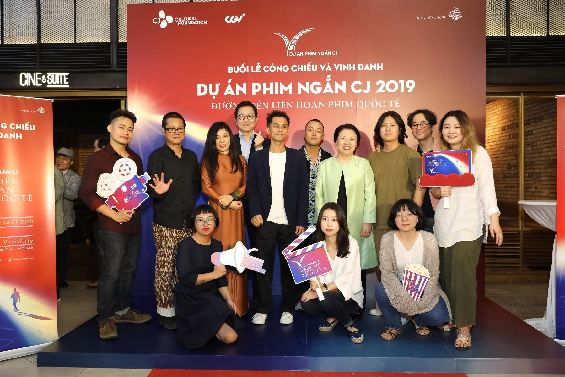 >Dự Án Phim Ngắn CJ Mùa 2: Chờ Ngày Tranh Tài Liên Hoan Phim Quốc Tế