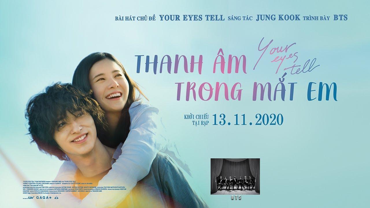 >THANH ÂM TRONG MẮT EM