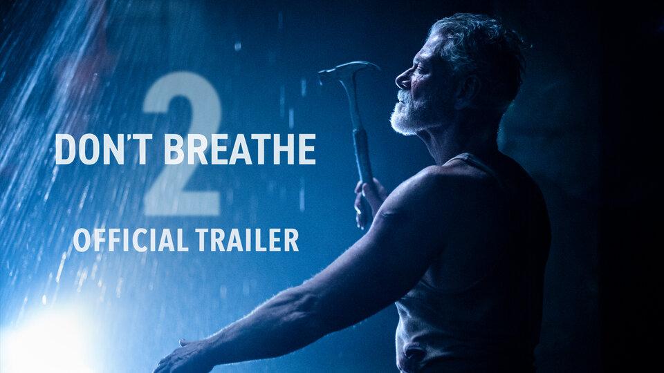 """>Sốc với trailer """"bẻ lái"""" của Don't Breathe 2: Gã mù hoàn lương chưa lâu liền bị """"yang hồ"""" truy sát khốc liệt"""