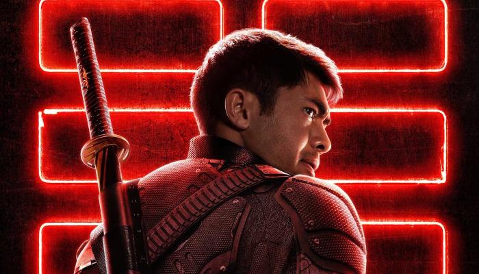 """>Bom tấn hành động Snakes Eyes: G.I.Joe Origins hé lộ tạo hình nhân vật của """"trai đẹp"""" Henry Golding và dàn ninja cực ngầu"""