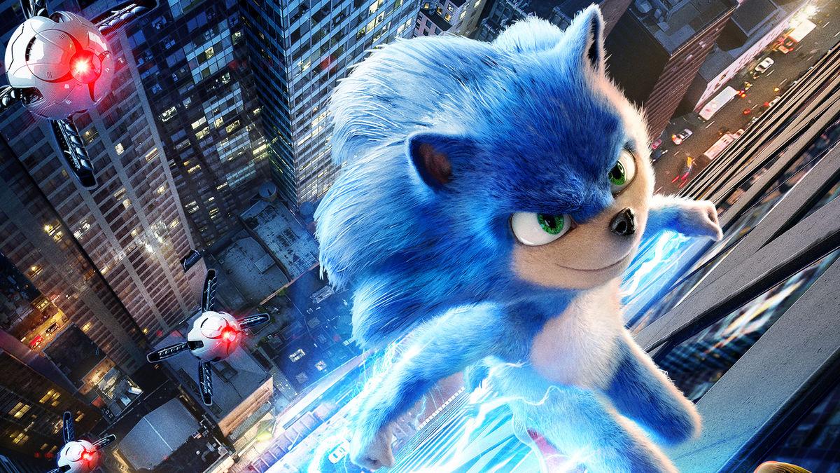 """sonic 1200 1200 675 675 crop 000000 - """"Thánh tốc độ"""" Nhím Sonic ẵm ngôi vương phòng vé, phá đảo màn ảnh rộng"""